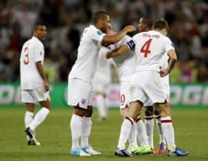 England v. Ukraine