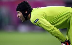 La gourde de Petr Cech