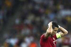 Défaite du Portugal contre l'Allemagne