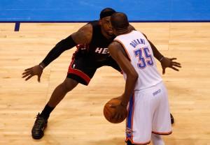 Miami Heat v Oklahoma City Thunder ? Game Two