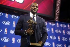 LBJ MVP