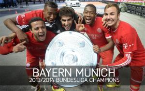 Le Bayern champion record