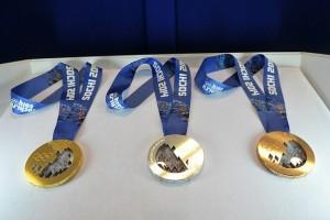 Médailles JO Sotchi