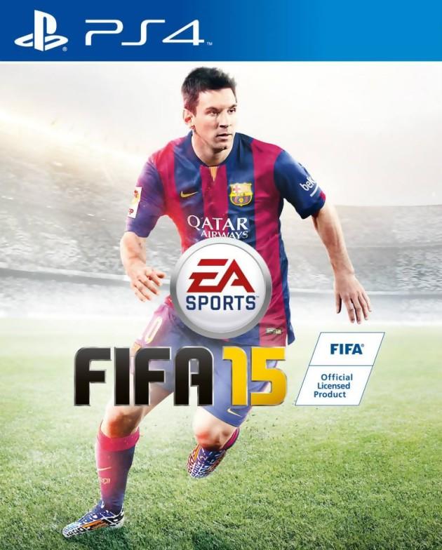 Jaquette Fifa 15 astuces PS4 pS3