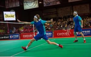 Championnat de france de badminton