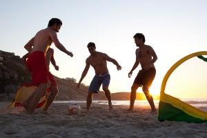 foot loisir plage décathlon pro