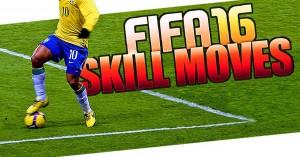 fifa 16 new skills gestes techniques