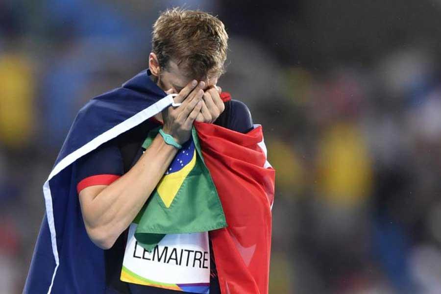 Les médailles francaises aux jeux olympiques de rio 2016